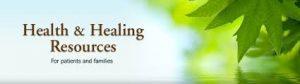 Perwatan Kesehatan dan Kesembuhan