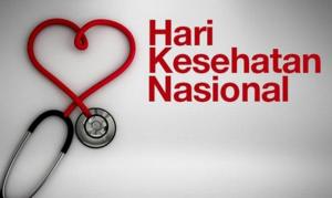 kesehatan jamaah mendukung kesehatan nasional
