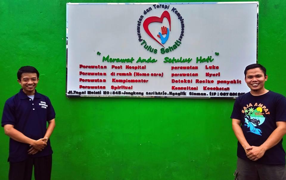 Lima Ribu Pasien Lebih Terapi di Tempat Ini